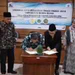 Unisnu Tanda Tangani Nota Kesepahaman dengan Universitas Mercu Buana Jakarta