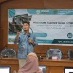 Pelatihan AMI, Perkuat Sistem Penjaminan Mutu Internal