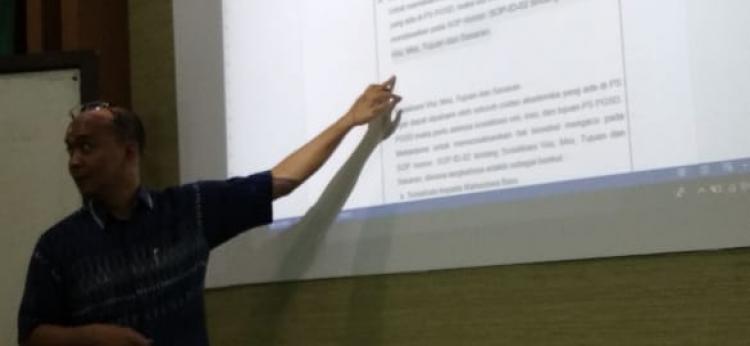Unggah Borang ke SAPTO, Ini Uniknya Proses Pendampingan Akreditasi